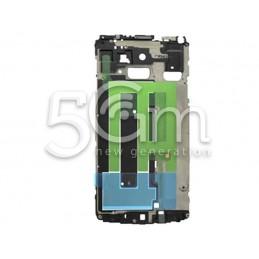 Cornice LCD Samsung N910F Galaxy Note Ver. Nero