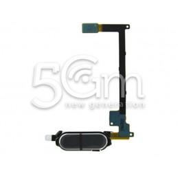 Tasto Home Nero + Flat Cable Samsung N910F Ori