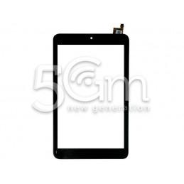Touch Screen Black + Frame Alcatel OT-9005X Ver EU