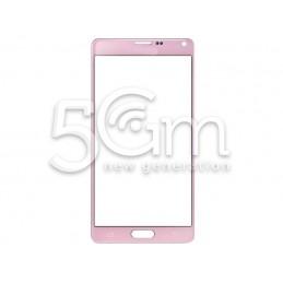 Vetro Rosa Samsung SM-N910 Galaxy Note 4 No Logo