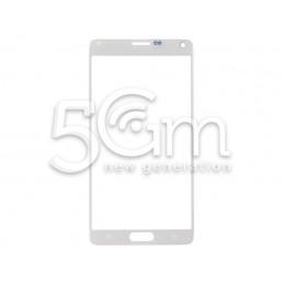 Vetro Bianco Samsung SM-N910 Galaxy Note 4 No Logo