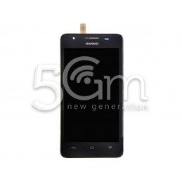 Display Touch Nero + Frame Huawei Ascend G510