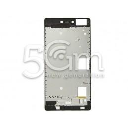 Huawei P8 Black LCD Frame