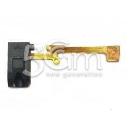 Jack Audio Nero Flat Cable Samsung i9060