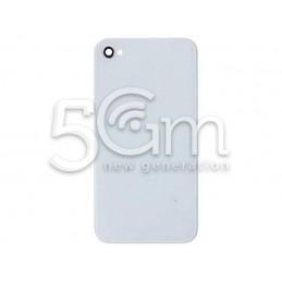 Retro Cover Bianco No Logo Iphone 4
