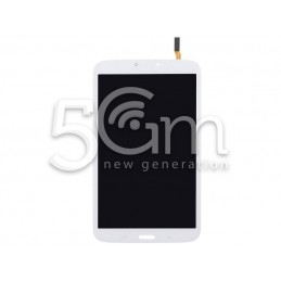 Display Touch White Samsung SM-T310