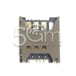 Lettore Micro Sim Card Nokia 535 Lumia