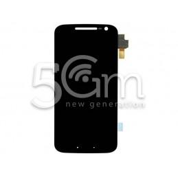 Lcd Touch Black Motorola Moto G4 (XT1624)