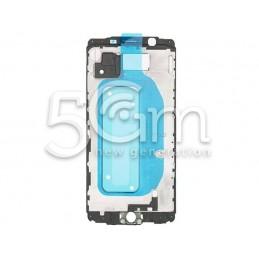 Frame LCD White Samsung SM-A510F A5 2016