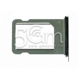 Supporto Sim Card Bianco iPhone X