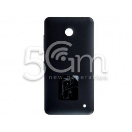 Nokia 630-635 Lumia Black Back Cover