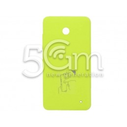 Nokia 630-635 Lumia Yellow Back Cover