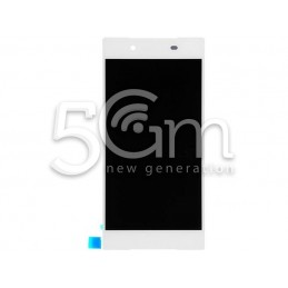 Display Touch White Xperia Z5 No Frame