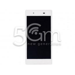 Display Touch Bianco + Frame Xperia Z5