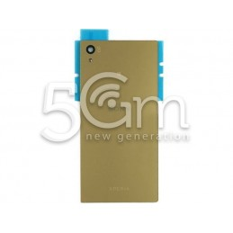Xperia Z5 E6653 Gold Back Cover