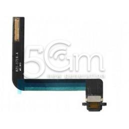 Ipad Air Black Connector Flat Cable No Logo