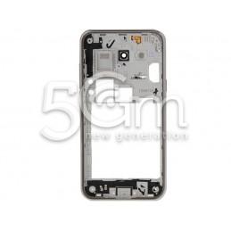 Samsung SM-J5 Black Middle Frame