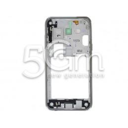 Samsung SM-J5 White Middle Frame