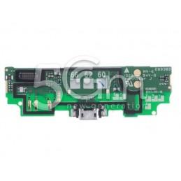 Connettore Di Ricarica Sub Board Assy Hspa Nokia 625