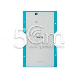 Xperia Z Ultra C6833 White Back Cover