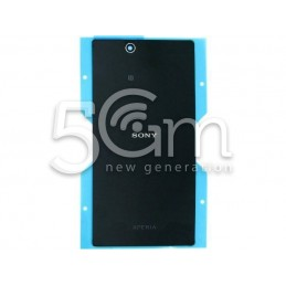 Xperia Z Ultra C6833 Black Back Cover