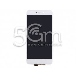 Display Touch Gold + Frame Huawei P8 Lite 2017