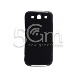 Retro Cover Grigio Scuro Samsung I9300