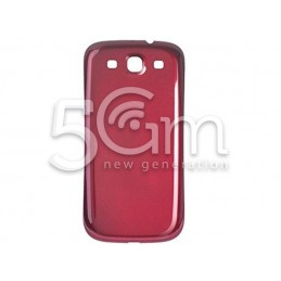 Retro Cover Red Samsung I9300