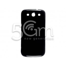 Retro Cover Black Samsung I9300 S3