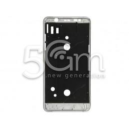 Frame Lcd White Samsung SM-J510FN Galaxy J5 2016