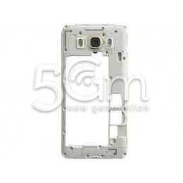 Middle Frame Gold Samsung SM-J510