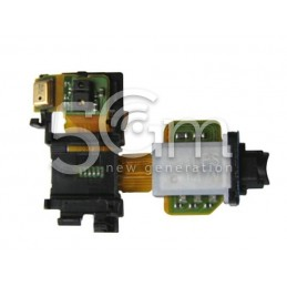 Sensore + Jack Audio Flat Cable Xperia Z3