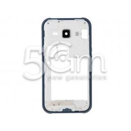 Middle Frame x Vers. Blu Samsung SM-J1