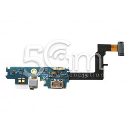 Samsung I9105 Charging Connector Flex Cable
