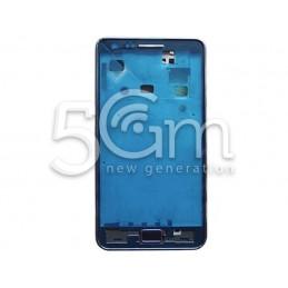 Samsung I9105 Blue LCD Frame