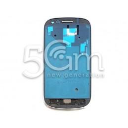 Samsung I8190 White LCD Frame