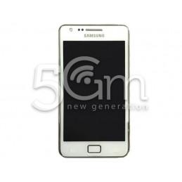 Display Touch Bianco + Frame Samsung I9100