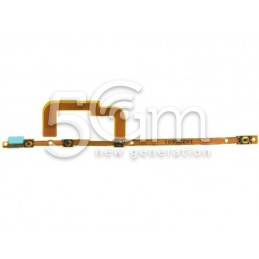 Volume + Supporto In Alluminio Flat Cable Nokia 925