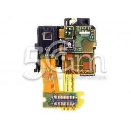 Sensore + Jack Flat Cable Xperia Z