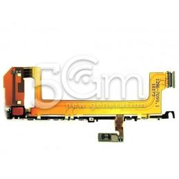 Tasto Accensione Flat Cable Completo Xperia X F5121