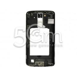Middle Frame Per Vers. Bianca Completo LG K8 4G k350N