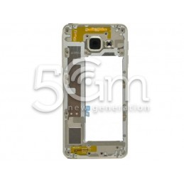 Middle Frame Gold Completo Samsung SM-A310F