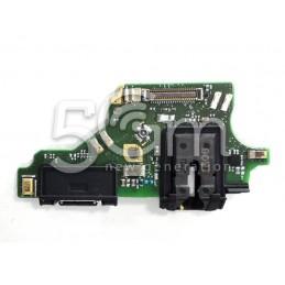 Connettore Di Ricarica + Small Board Huawei P20 Lite Ane-LX1