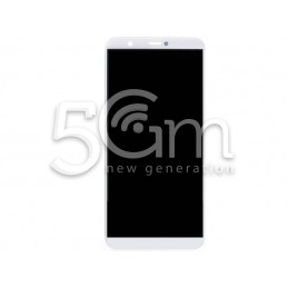 Display Touch Bianco Huawei P Smart No Frame