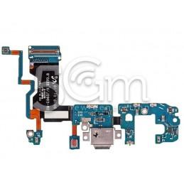 Connettore Di Ricarica Flat Cable Samsung SM-G965 S9 Plus