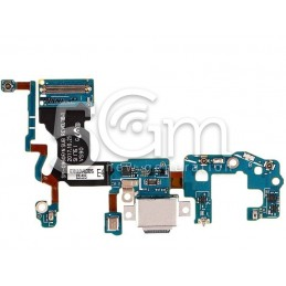 Charge Connector Flat Cable Samsung SM-G960 S9