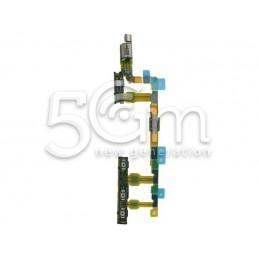 Tasti Laterali + Vibrazione Flat Cable Xperia Z3 Compact