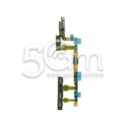 Xperia Z3 Compact Side Keys + Vibration Flex Cable