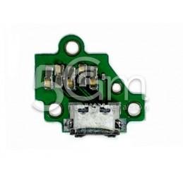 Connettore Di Ricarica + Small Board Motorola Moto G 3rd Gen