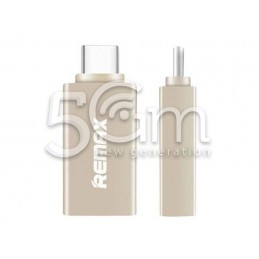 Remax RA-OTG1 Micro USB 3.0 Adapter Type C